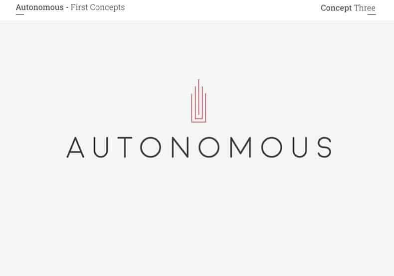 Autonomous 3