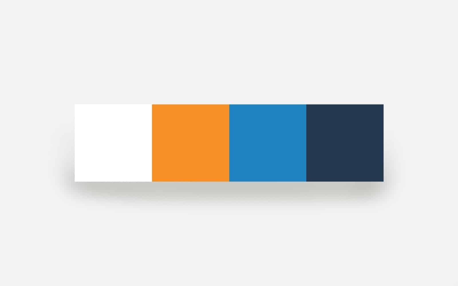 sagacito colour palette