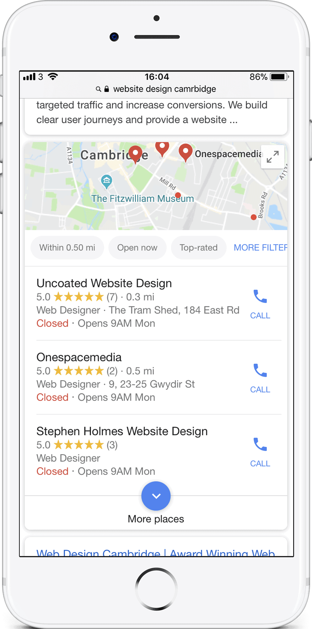 iphone mockup seo 1