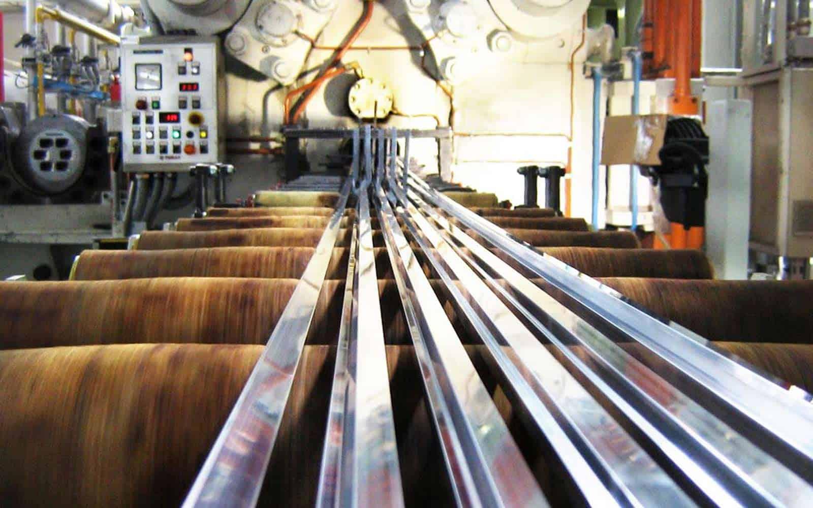 hydrapress aluminium