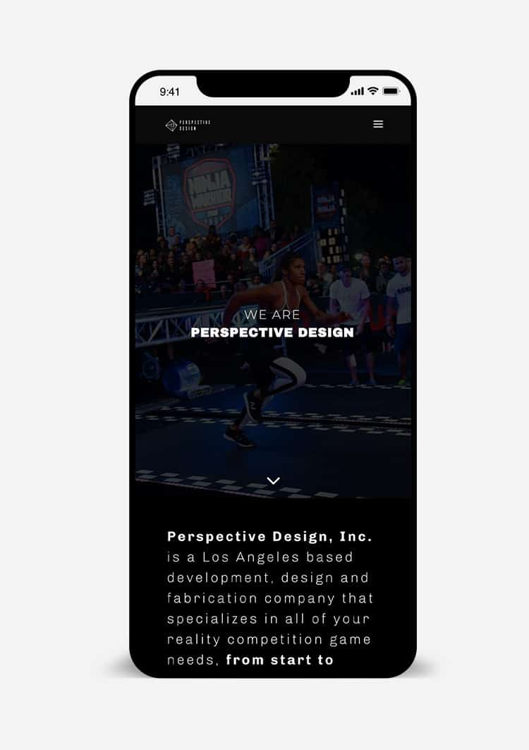 perspective design mobile1