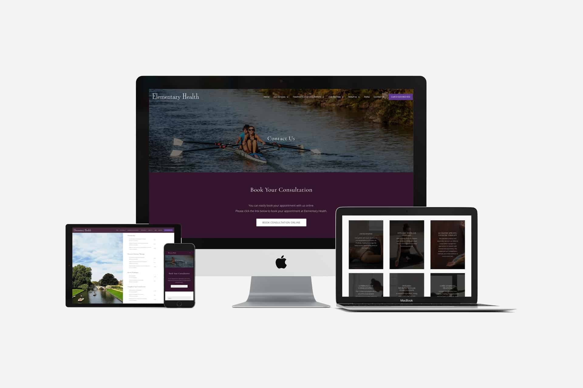 responsive web design EH